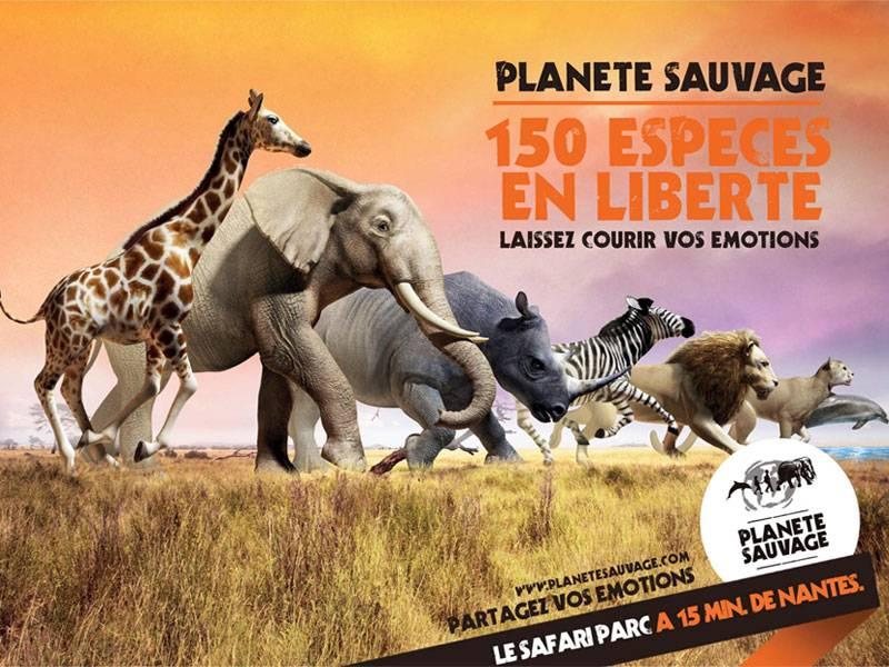 Safari Parc Planète Sauvage