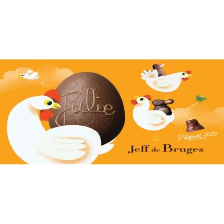 Chocolats Jeff de Bruges Pâques 2020