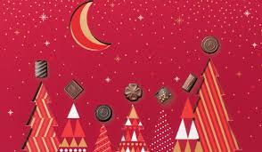 Fêtez Noël avec des chocolats
